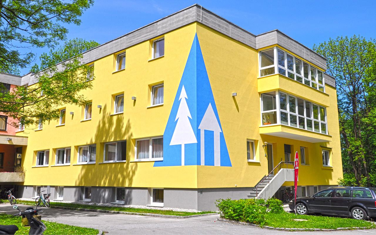 Salzburg Eduard Heinrich Haus