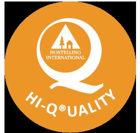 HI-Q zertifizierte Jugendherberge