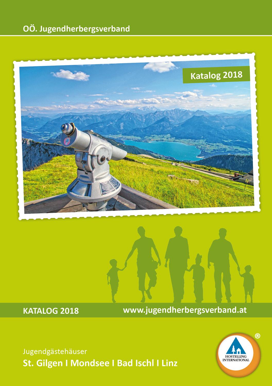 Katalog Jugendherbergen OÖ
